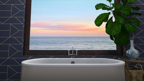 Bathroom View - Bathroom  - by MilksDaBunz