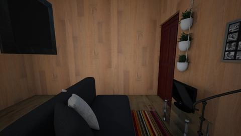 nuevo aparta sala - Living room - by haze25