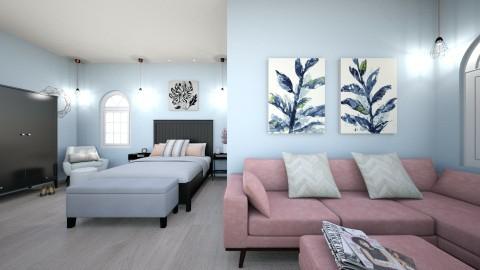 Studio Apartment  - Classic - by Sarah Bugg