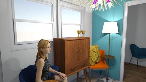 Entry room Design - Retro - by smlechliter