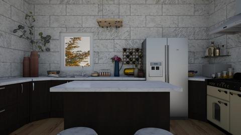 Grace - Kitchen - by thigpen