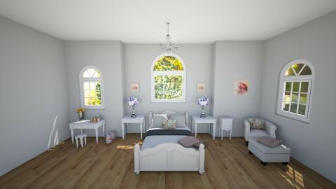 Classic Victorian Bedroom - Classic - Bedroom  - by grandplie