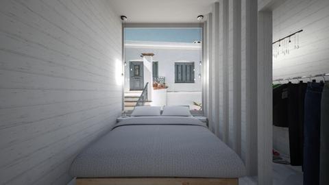 Casa214Bedroom - Minimal - Bedroom  - by nickynunes