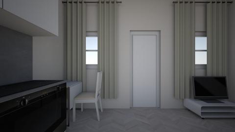 studio room - by qrattu