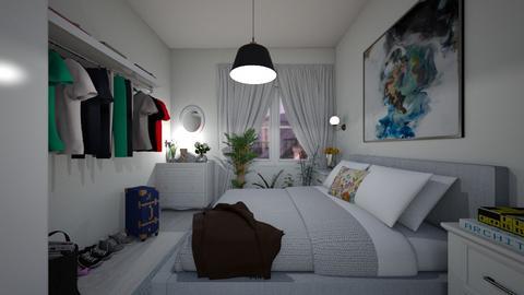 bedroom - Bedroom - by SofiaMa