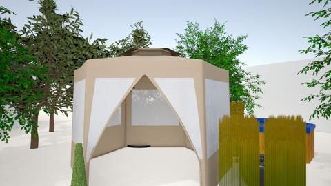carpa 1 - Glamour - Bedroom  - by damian1996