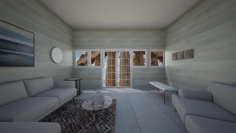 Greek Living - Living room  - by ewinter28