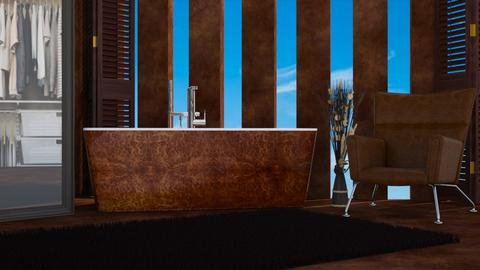 coco - Bathroom  - by designkitty31