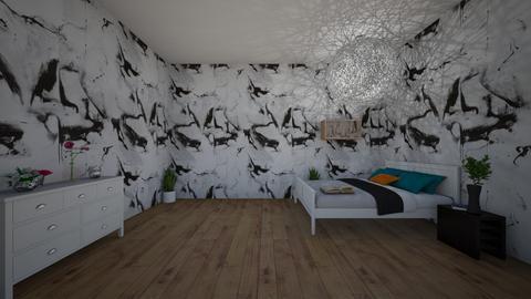 Girl teenager bedroom - Modern - Bedroom  - by Louisa caulton