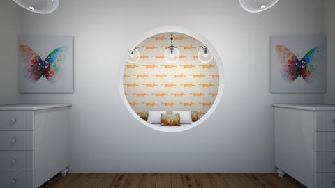 The Hidden Bed - Bedroom  - by Design3690