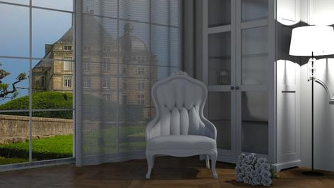 one armchair - Living room  - by nat mi