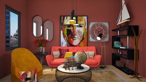 32 - Living room - by somochi91