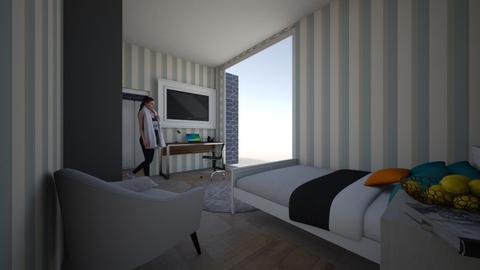 26 - Bedroom - by ajliimsian