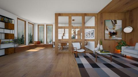 1812NE - Living room  - by diegobbf