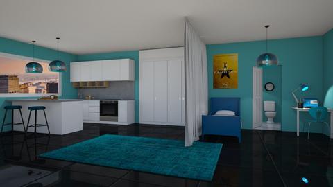 Studio Apartment  - by designcat31