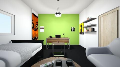 my dream room - Modern - Kids room  - by madlytitaniumz