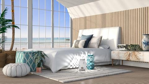 Beach Bed - Bedroom  - by millerfam