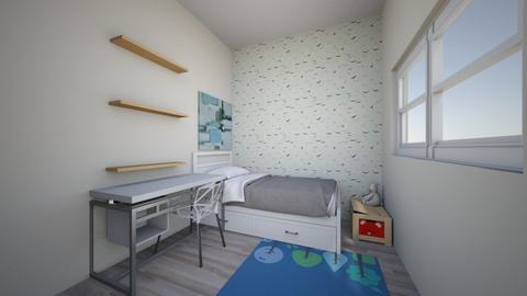 Eesas Room cream - Kids room  - by chabiskoot