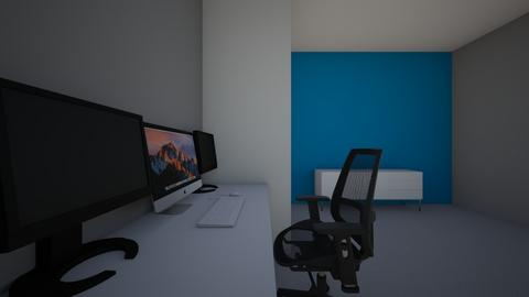Gaiming room - Modern - Office  - by Nico Trommer