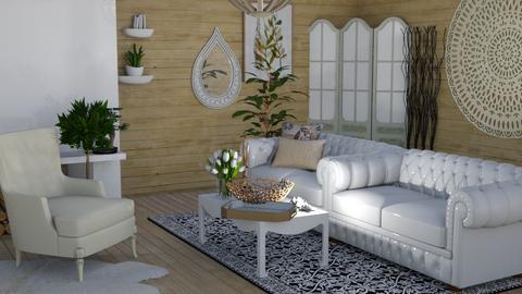 1 Victorian living_room - Vintage - Living room  - by sadecolon