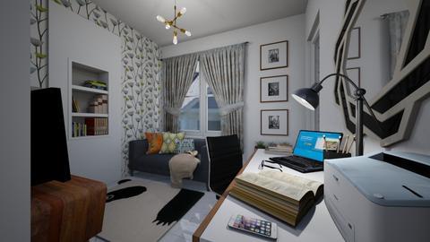 Windshire Avn 8 LR - Living room  - by Veny Mully