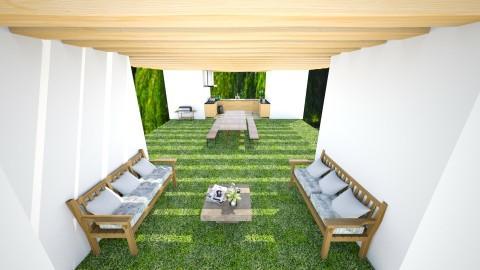 beer spot  - Modern - Garden  - by AnaCatarina