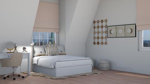 roo  - Bedroom  - by MillieBB_fan