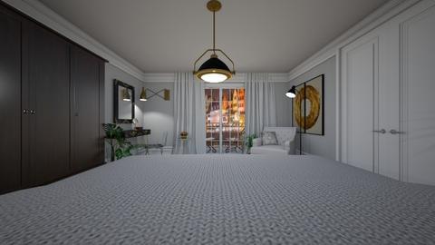 05 11 20 - Eclectic - Bedroom  - by agnieszka_giez