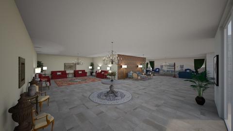 Bb1122334455 - Living room  - by bodrrr