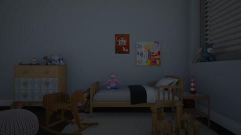 Kids room - Minimal - Kids room - by Annathea