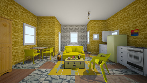 Couples Apartment - by thomas150