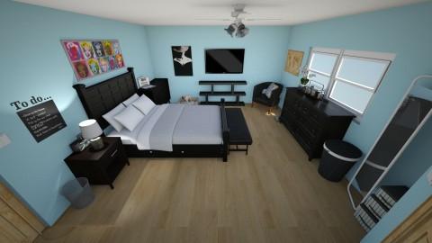 bedroom - Bedroom - by ockey33