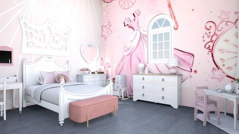 princesskidsroomremix - Kids room  - by tahliawaters