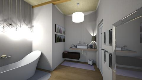 master bath - Bedroom  - by barbiewaseaten