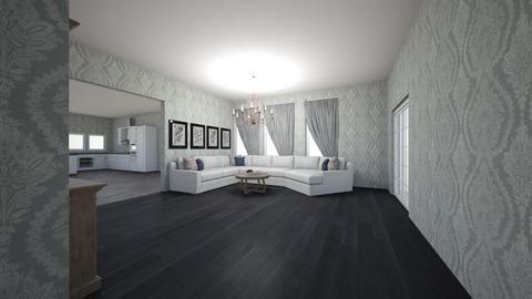 The Eastons living room - Living room  - by DelilahRose04