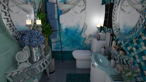 toilet td - by Teri Dawn