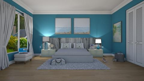 Lola y Javi - Eclectic - Bedroom  - by Elenny
