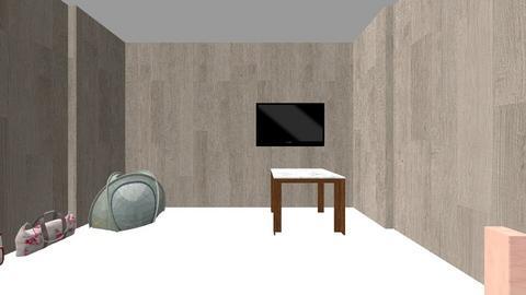 fun house - Kids room  - by kviator30