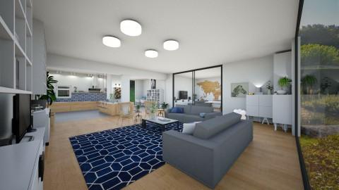huis 10 woonkamer - by karlijnpoos