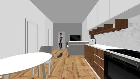 Basic apartment - Classic - by Astrjush
