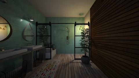Bathroom - Vintage - Bathroom - by Mario Karls