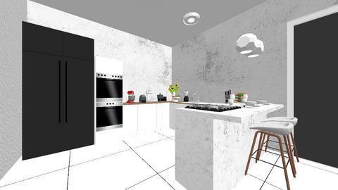 1 - Kitchen  - by luanasantos_