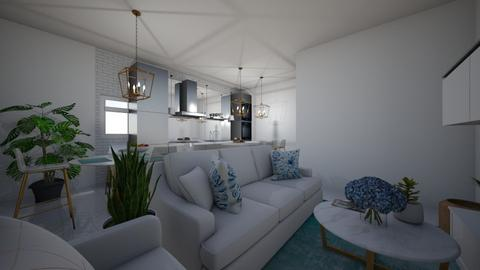 Youngsters apartment - Glamour - by designer408340284