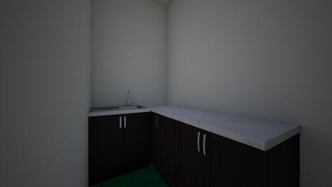 dapur - Kitchen  - by cobaaja123