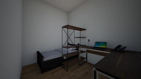 Mi Cuarto - Bedroom  - by iBySpace