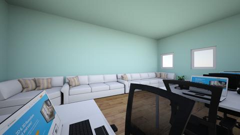 clase perfecta - Modern - Office  - by Aitana_2008