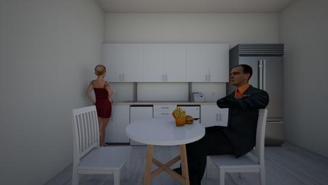 love it - Kitchen  - by Sophia2011