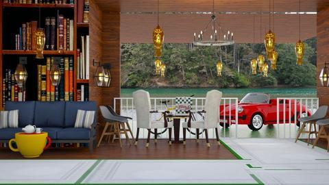 living room - Living room  - by malithu damsath