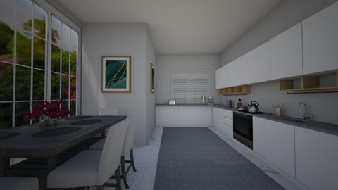 kitchen contest_cagla - Kitchen  - by cagla_deniz_