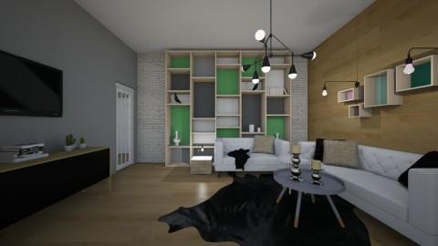 livingroom - by Antoaneta Hristova